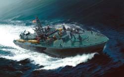 ELCO 80' Torpedo Boat PT-596 - 1:35