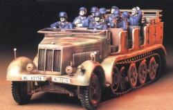 Sd.Kfz. 7 - Mittlerer Zugkraftwagen 8t