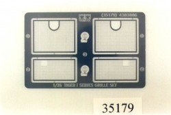 Photo Etched Parts for TIGER 1 - 1/35