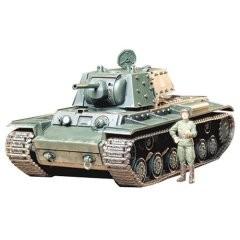 KV-1B - Model 1940 - Russian Tank - 1:35