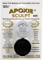 Apoxie Sculpt, Natural, Self-Hardening Modeling & Repair Compoun