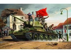 T-34/76 Model 1943 - 1/16