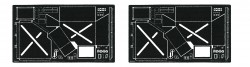 Photo etched rear tool box for Tamiya Panther and Jagdpanther 1/16