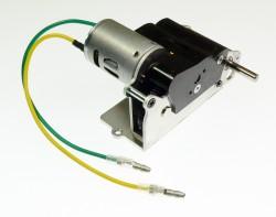 Getriebegehäuse A (links) für Tamiya M26 Pershing (56016)