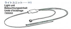 Lichteinheit für Tamiya M26 Pershing (56016) 1:16 mit LED