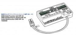 DMD Multifunktionseinheit MF-04 für Tamiya Jagdpanther (56024)