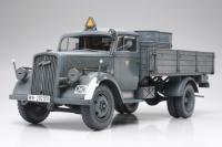 German 3t 4x2 Cargo Truck -