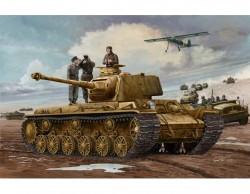 Pz.Kpfw. 756(r) KV-1 - Deutscher Beutepanzer - 1:35