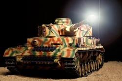 1:16 Panzer IV Ausf. J (Sd.Kfz. 161/2) RC Full-Option Kit