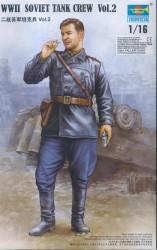 WWII Soviet Tank Crew Vol. 2 1:16
