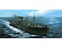 Liberty Ship S.S JOHN W BROWN - 1/350