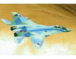MiG 29M - Fulcrum - Russian Fighter Jet - 1:32
