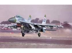 Sukhoi Su-27 Flanker B - 1:32