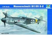 Messerschmitt Bf 109 G-2 - 1/24