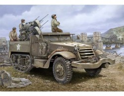 M16 Halftrack Multiple-Gun Motor Carriage - 1:16