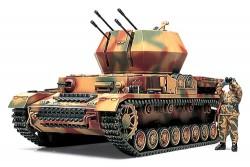 Flakpanzer IV Wirbelwind - 1:48