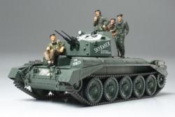 Crusader Mk.III - British Anti-Aircraft Tank Mk. III - 1/48
