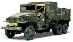 U.S. 2 1/2 Ton 6×6 Cargo Truck