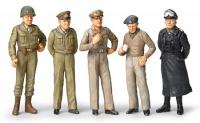 Famous Generals - Figure Set - 1/48