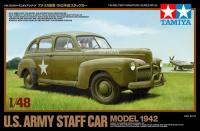 US Army Staff Car 1942 - 1:48