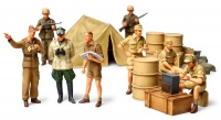 German Africa Corps Infantry - Set - 1/48