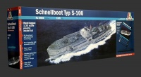 Deutsches Schnellboot Typ S-100 - 1:35