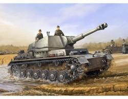 Geschützwagen IV b für 10.5cm le.F.H. 18/1 (Sf) - Sd.Kfz 165/1 - 1:35
