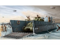 U.S. Navy LCM3 Landing Craft - 1:35