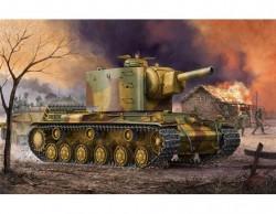 Pz.Kpfw 754(r) - KV-2 Deutsches Beutepanzer - 1:35