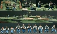 PT Boat Crew - 1:35
