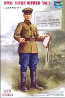 WWII Russischer Offizier Vol. 1