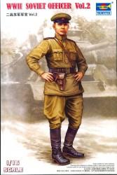 WWII Russischer Offizier Vol. 2