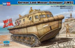 German Land-Wasser-Schlepper (LWS) early Production - 1/35