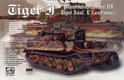 Tiger I Ausf. E - late production - 1/35