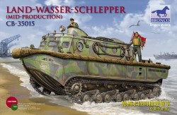 LWS - Land Wasser Schlepper (Mid Production) - 1/35