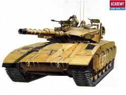 IDF Merkava Mk. III - Main Battle Tank - 1/35