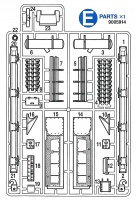 E Parts (E1-E24) for Tamiya Panzer IV Ausf. J (56026) 1:16