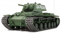 1:16 Russ. Kampfpanzer KV-1 Modell 1940 - RC Full-Option Kit