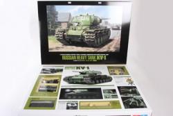 1:16 Russ. Kampfpanzer KV-1 Modell 1940 - RC Full-Option Kit