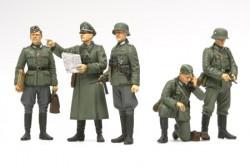German Field Commander Set - 1/35