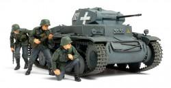 Pz.kpfw II Ausf.C (Sd.Kfz.121) - Polish Campaign - 1/35