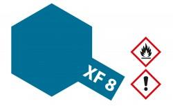 Tamiya XF8 - Blau - Matt