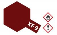 Tamiya XF9 - Rumpf-Rot - Matt
