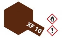 Tamiya XF10 - Brown - Flat