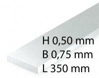 Plastic-Stripes - 0,50 x 0,75 x 350 mm (10 Pcs.)