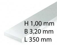 Plastic-Stripes - 1,00 x 3,20 x 350 mm (10 Pcs.)