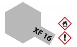 Tamiya XF16 - Aluminium - Flat