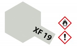 Tamiya XF19 - Himmel-Grau - Matt