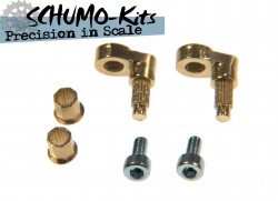 Improved Track Idler System for Tamiya M26 Pershing