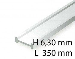 I-Beams - 6,30 x 350 mm (3 Pcs.)